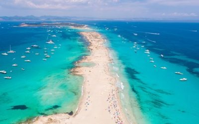 Formentera, the first choice for a safe yacht charter vacation