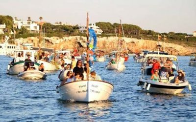 Fiestas de la Virgen del Carmen – The Protectress of fishermen and seafarers