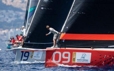 Regatten auf Mallorca: Rolex TP52 World Championship in Puerto Portals