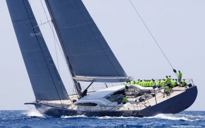 19th – 22th of June – Superyacht Cup Palma 2019