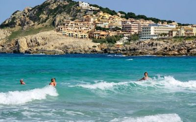 Mallorca's top 6 favorite beaches of the locals – No.4: CALA AGULLA