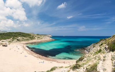 Mallorca's top 6 favorite beaches of the locals- 1st: CALA TORTA