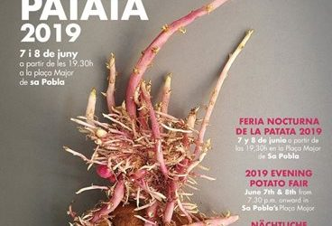 7th of June – Potato Fair in Sa Pobla