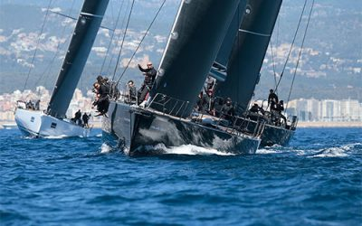Sailing on Mallorca- The Sail Racing PalmaVela