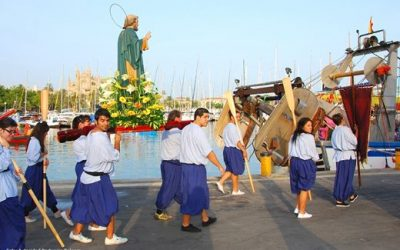 22nd – 29th of June – Fiestas de Sant Pedro