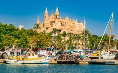 Moorings and stunning harbours in Mallorca