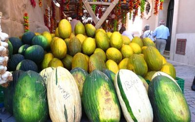 Feria de Meló – The Melon Fair in Villafranca